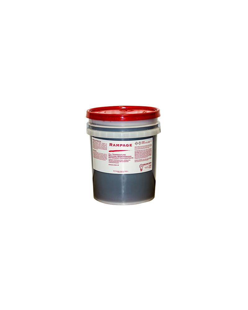 BS 301-R DISH MACHINE CHEMICALS