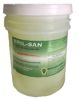 BS 299 dish machine chemicals
