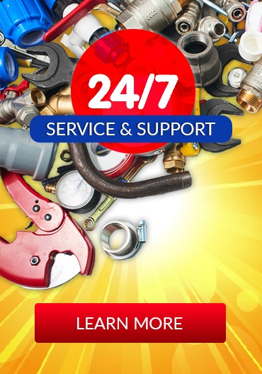 Call Brilliant Supply for 24 -7 dishmachine and laundry service